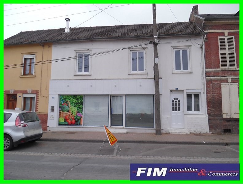 Vente immeuble Gamaches 126 000€ - Photo 1