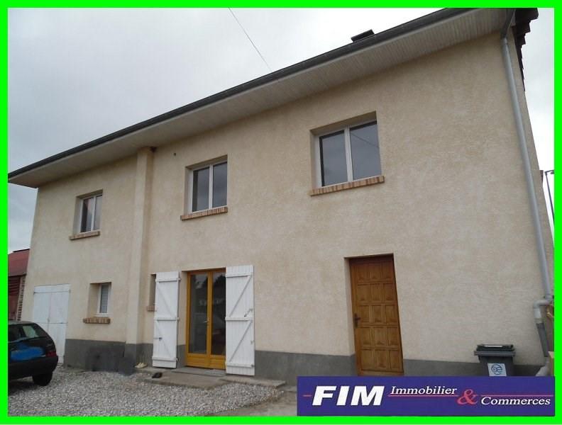 Vente maison / villa Secteur eu 106000€ - Photo 1