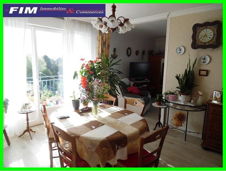 Sale apartment Eu 142000€ - Picture 1