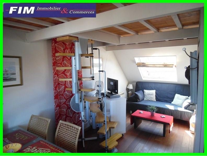 Vente appartement Mers les bains 80000€ - Photo 1