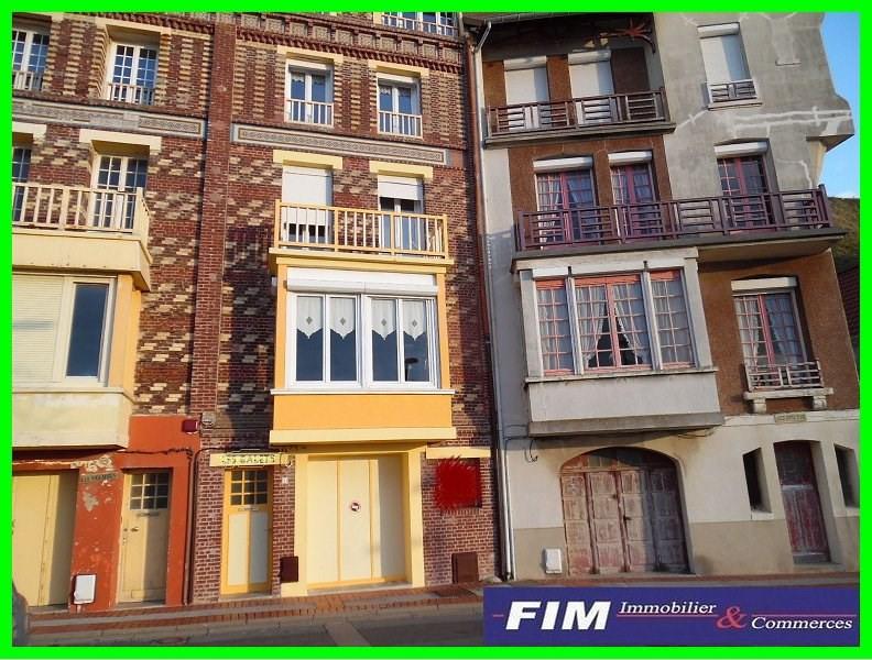 Vente appartement Mers les bains 158000€ - Photo 1