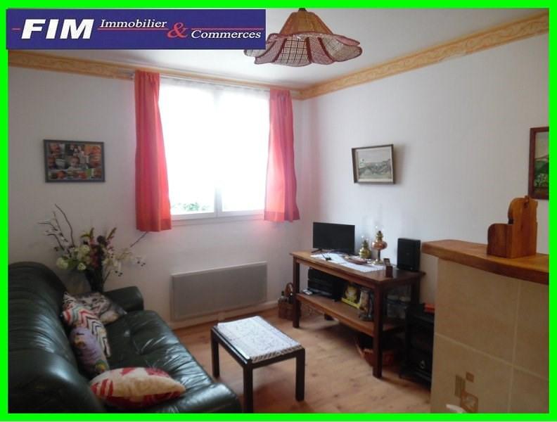 Verkoop  appartement Le treport 55000€ - Foto 1