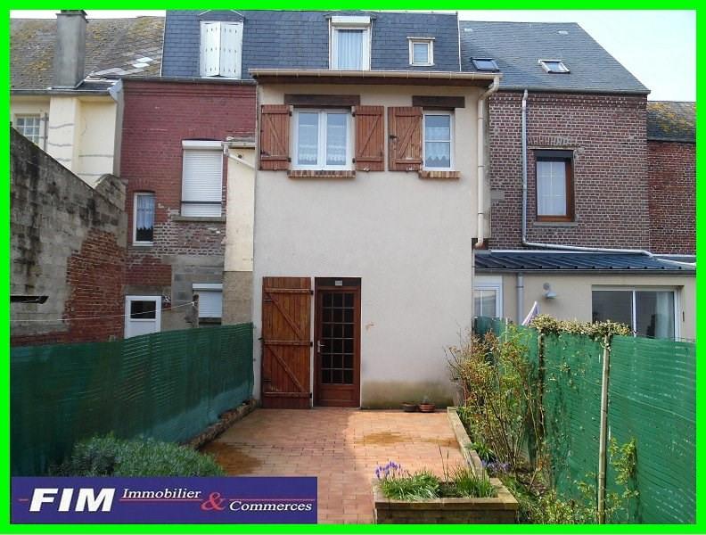 Vente maison / villa Ault bord de mer 116000€ - Photo 1