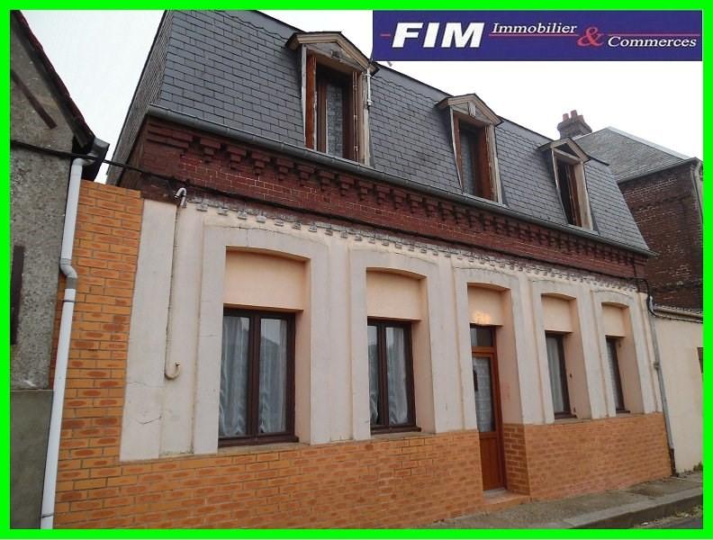 Verkoop  huis Le treport 91000€ - Foto 1
