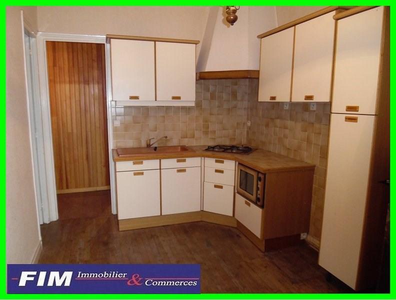Sale apartment Mers les bains 70000€ - Picture 1