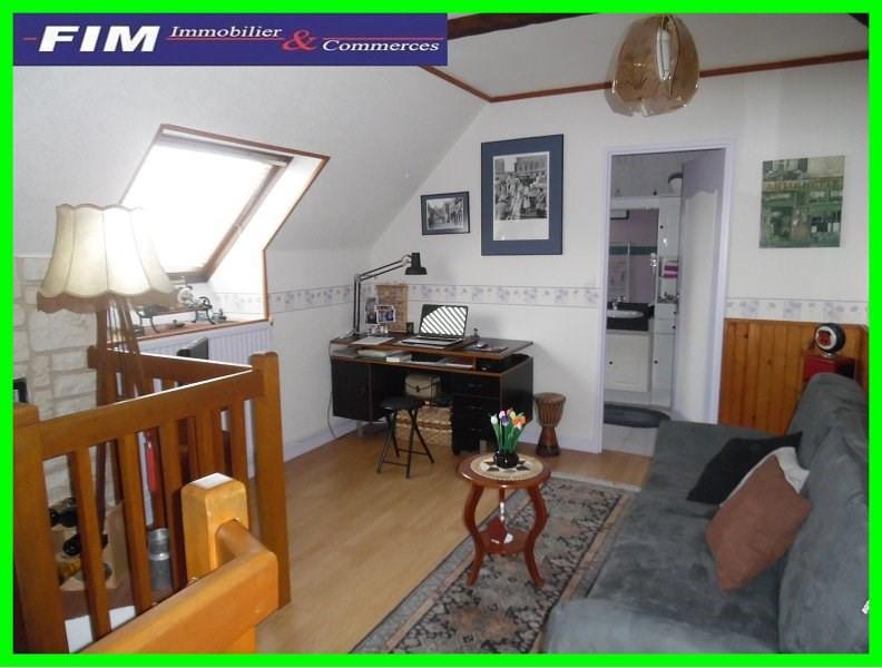 Verkoop  appartement Eu 132000€ - Foto 1