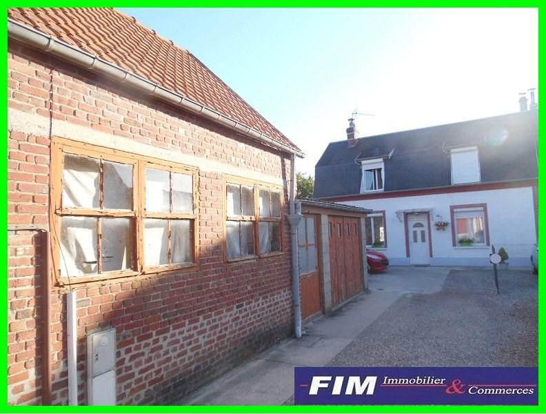 Vente maison / villa Secteur friville 91000€ - Photo 1