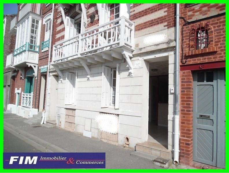 Vente appartement Mers les bains 81000€ - Photo 1