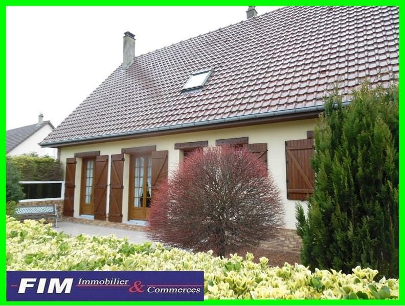 Vente maison / villa Criel sur mer 193000€ - Photo 1