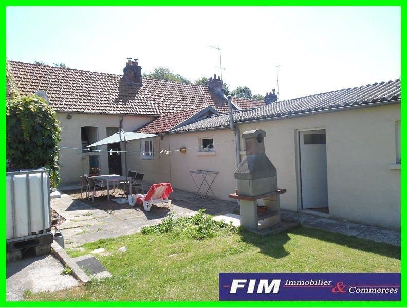 Vente maison / villa Secteur friville 121 000€ - Photo 1