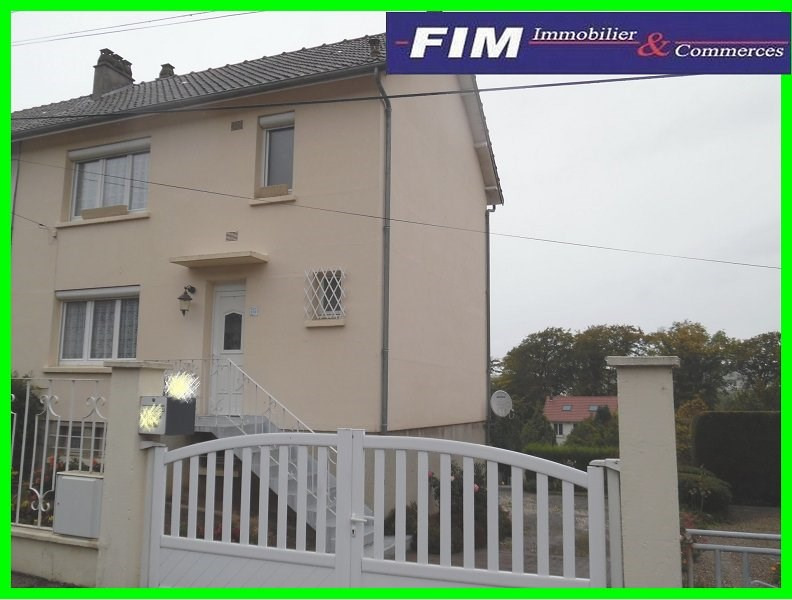 Vente maison / villa Eu 163 000€ - Photo 1