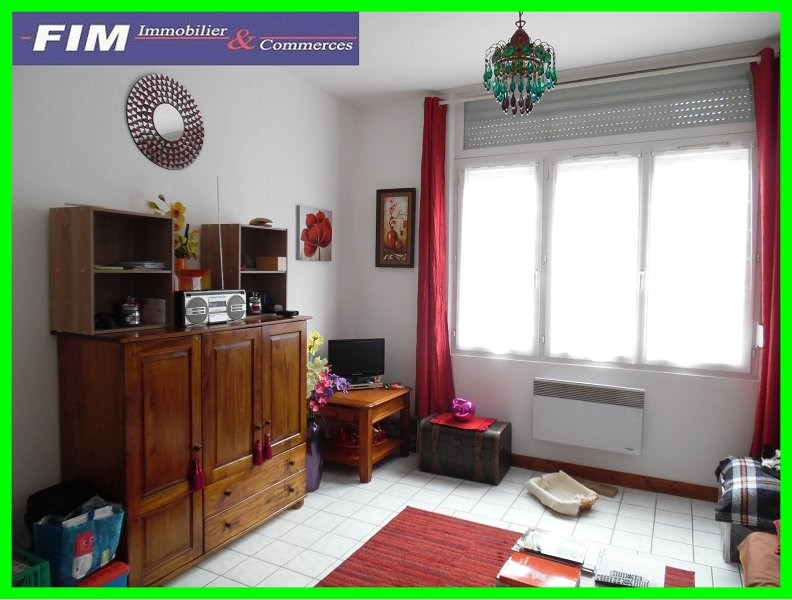 Verkoop  appartement Mers les bains 86000€ - Foto 1