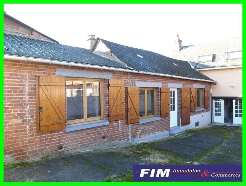 Verkoop  huis 5 mn de eu 116000€ - Foto 1