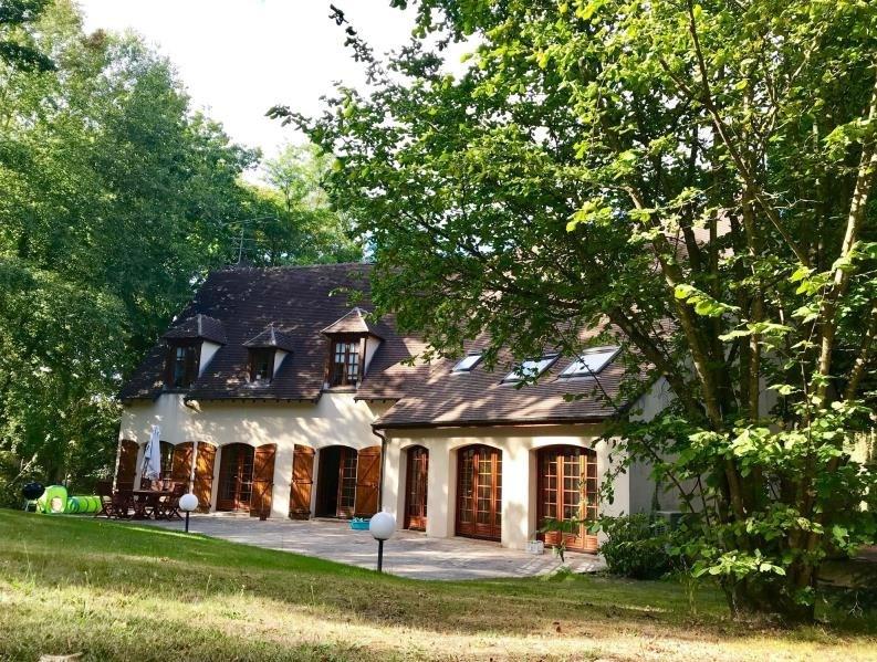 Deluxe sale house / villa Montfort l amaury 845000€ - Picture 1
