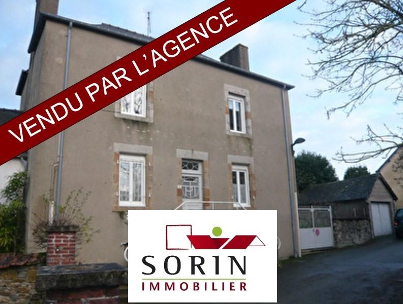Sale house / villa Le bourgneuf la foret 74000€ - Picture 1