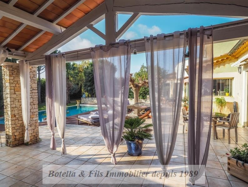 Verkoop van prestige  huis Bagnols sur ceze 490000€ - Foto 3