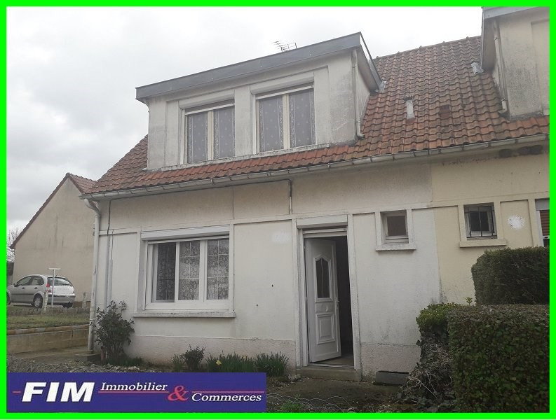 Vente maison / villa Secteur gamaches 76000€ - Photo 1