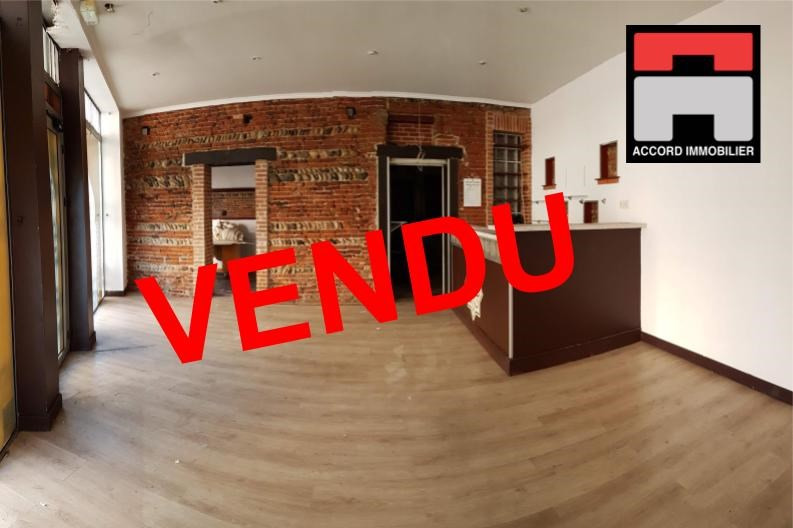 Sale building Toulouse 293 000€ - Picture 1