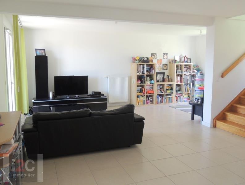 Vendita casa Chevry 490000€ - Fotografia 5