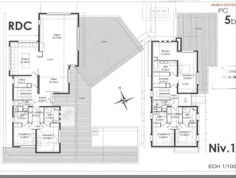 Vente de prestige maison / villa Baden 1850000€ - Photo 3