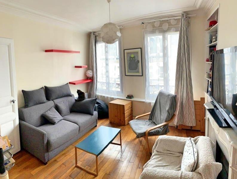 Sale apartment Paris 10ème 659000€ - Picture 2