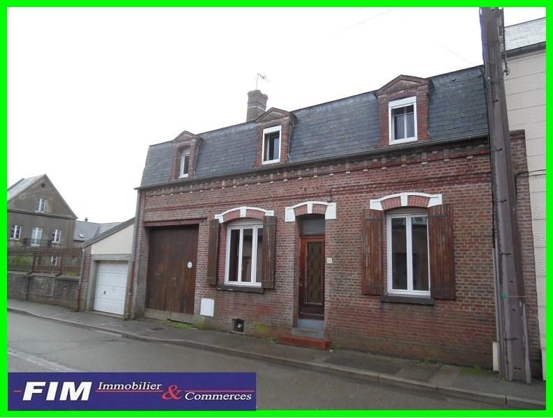Vente maison / villa Secteur friville 86000€ - Photo 1
