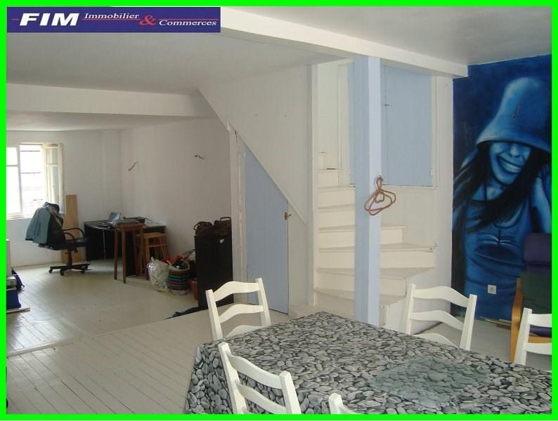Verkoop  appartement Le treport 75000€ - Foto 1