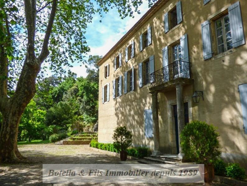 Vente de prestige maison / villa Uzes 1590000€ - Photo 2