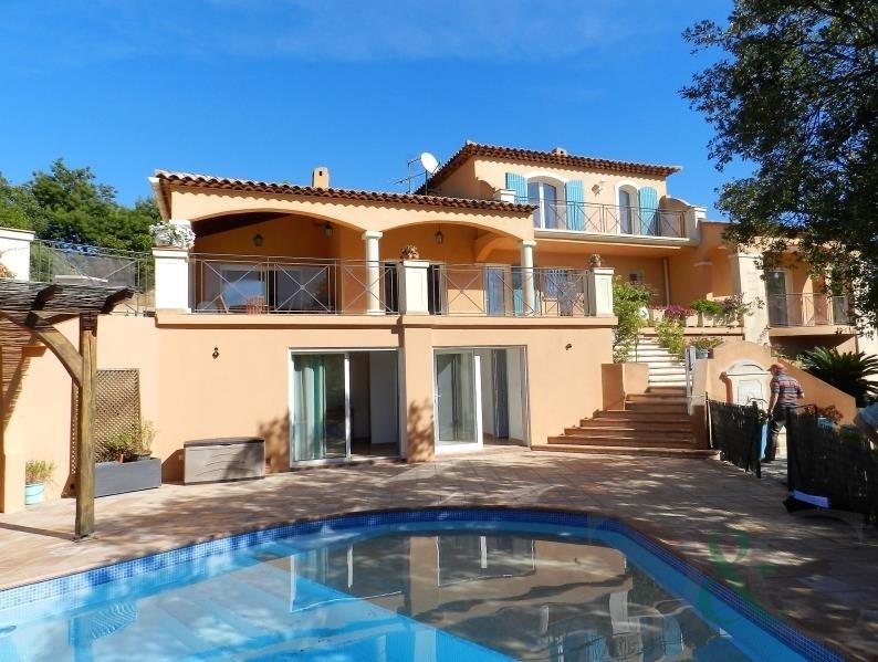 Sale house / villa Bormes les mimosas 880000€ - Picture 1