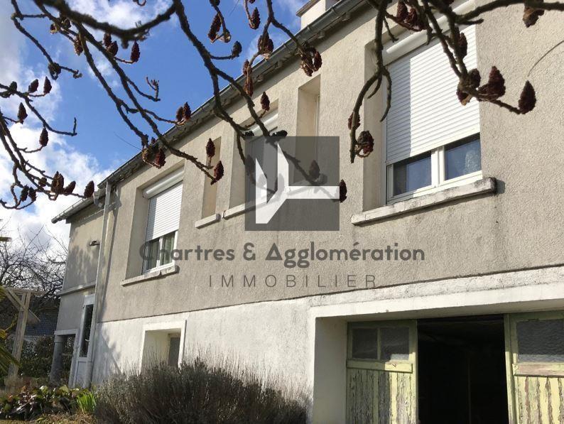 Vente maison / villa Courville sur eure 141000€ - Photo 1