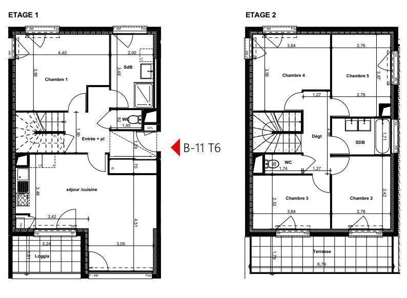 Verkoop  appartement Dinard 475000€ - Foto 2