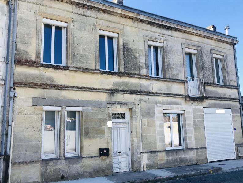 Sale house / villa Margaux 477700€ - Picture 1