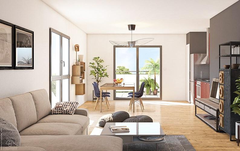 Vente appartement Saint nazaire 199500€ - Photo 1
