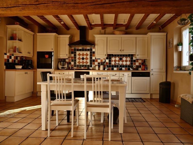 Sale house / villa Chatillon sur chalaronne 349000€ - Picture 6