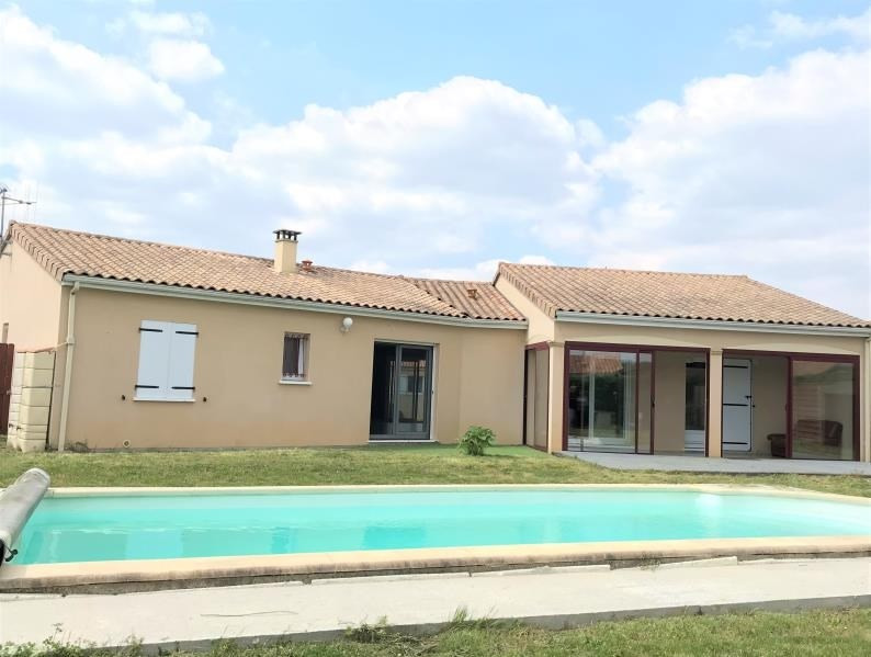 Vente maison / villa Nieuil l espoir 242000€ - Photo 1