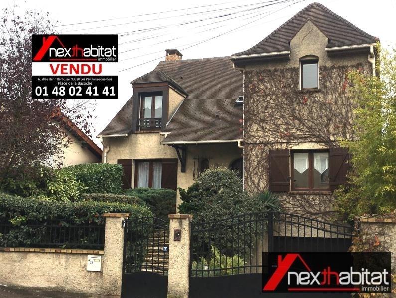 Vente de prestige maison / villa Livry gargan 465000€ - Photo 1