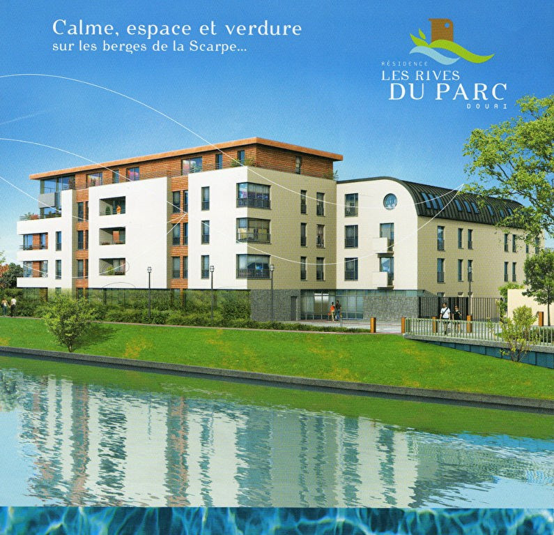 Sale apartment Douai 116500€ - Picture 2