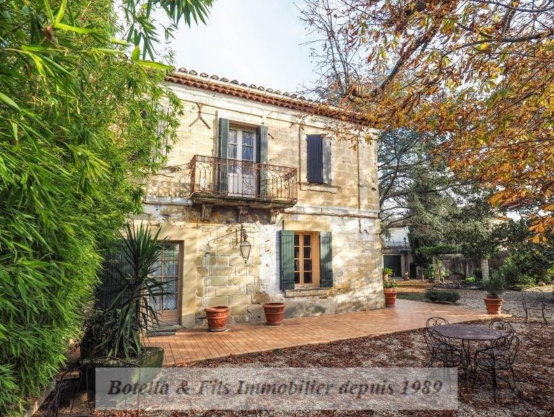 Verkoop van prestige  huis Uzes 645000€ - Foto 1