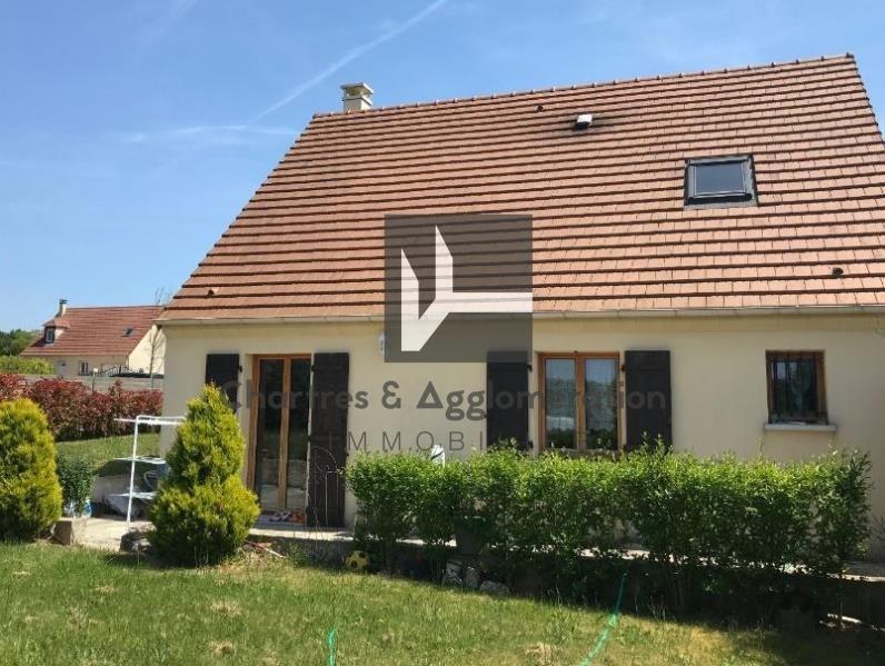 Vente maison / villa Courville sur eure 155750€ - Photo 1