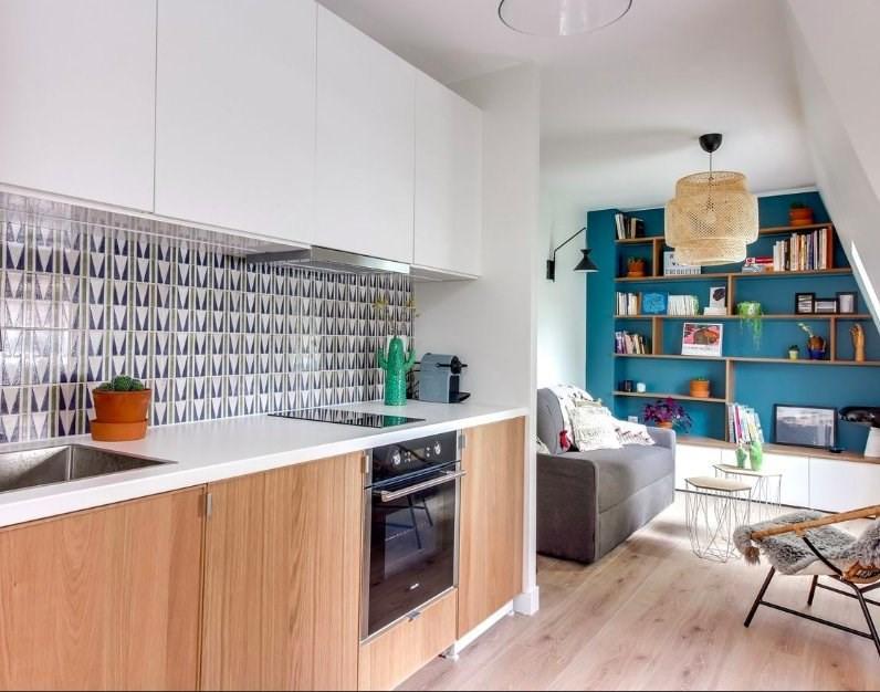 Vente de prestige appartement Paris 18ème 1095000€ - Photo 3
