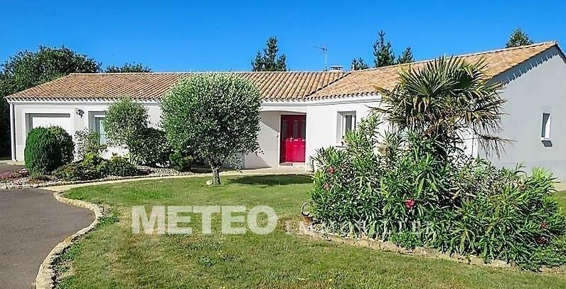 Vente maison / villa Talmont st hilaire 428450€ - Photo 1