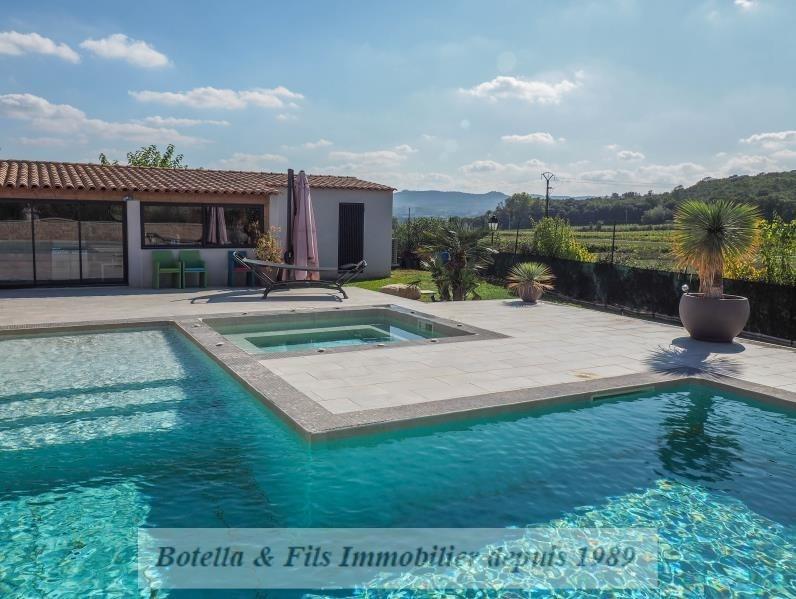 Venta de prestigio  casa Goudargues 580000€ - Fotografía 2