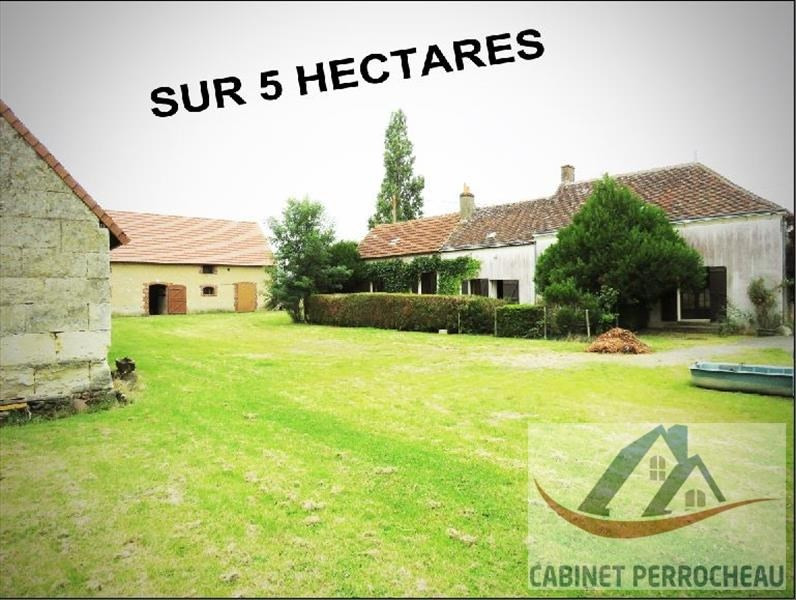 Sale house / villa Montoire sur le loir 307000€ - Picture 1