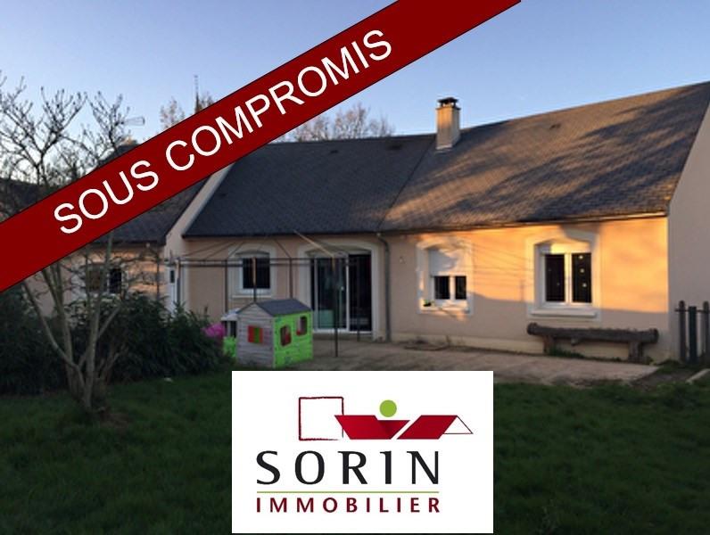 Sale house / villa Courbeveille 155700€ - Picture 1