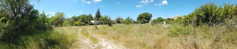 Vente terrain Brignoles 110250€ - Photo 2