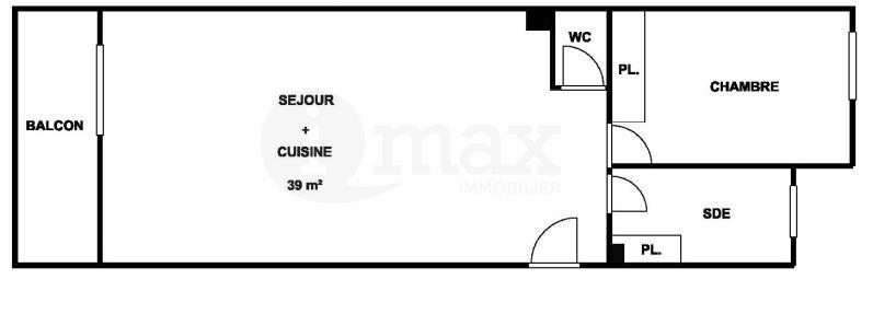Sale apartment Levallois perret 520000€ - Picture 4