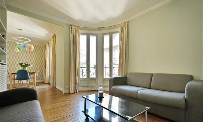 Venta  apartamento Paris 15ème 870000€ - Fotografía 2