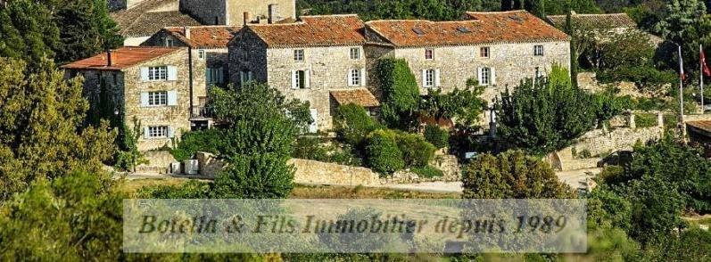 Verkoop van prestige  huis Goudargues 1579000€ - Foto 2