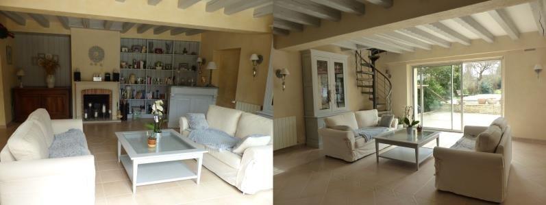 Verkauf haus Longnes 449000€ - Fotografie 3