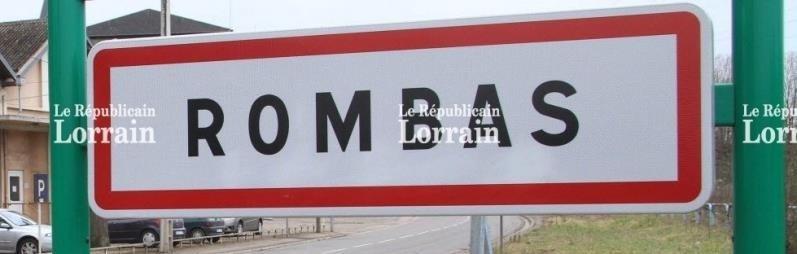Sale building Rombas 430000€ - Picture 1
